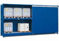 IBC或混合双层存储系统 K型