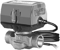 冷熱水調節型控制閥門 VC7931