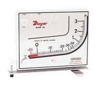 DWYER MarkII紅油壓差表 MarkII,M-700Pa
