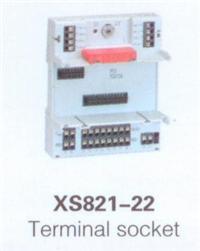 XS821-22 XS823 XS824-25端子底座 XS821-22 XS823,XS824-25
