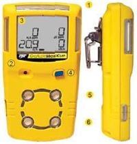 多种气体检测仪  GasAlertMicroClip