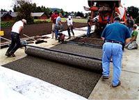 透水水泥混凝土地坪