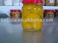 Canned Apricot Half