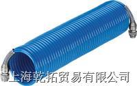 FESTO螺旋式塑料气管 PPS-4-15-1/4-CT-BL