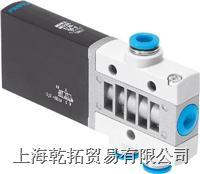 德国FESTO双电控电磁阀 MHE3-MS1H-3/2O-QS-6