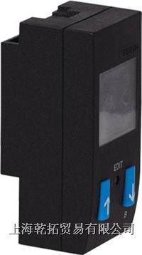 FESTO压力传感器参数先容 SDE1-D10-G2-HQ4-C-PU-M8