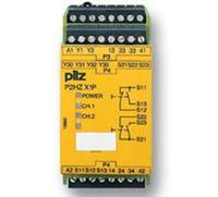 PILZ安全继电器原理 777332