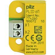 PILZ安全继电器 PLID d1