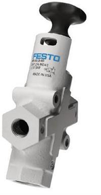 原装FESTO手动截止阀 HE-G1/2-LO
