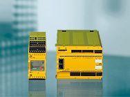 皮尔兹PNOZ p1p安全继电器,S1PN/US 200-240VAC -