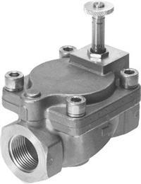 VZWM-L-M22C-G2-F5,原装FESTO具有膜片式密封的提动阀 -