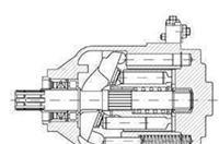 德国HAWE(哈威)轴向变量柱塞泵,WGS2-OR-WG230 -