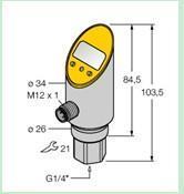 PS250R-301-LI2UPN8X-H1141 ,图尔克压力变送器 PS250R-301-LI2UPN8X-H1141