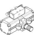 DPA-100-10,费斯托增压器 DPA-100-10