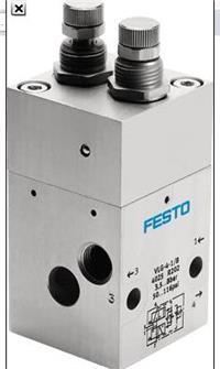 VLG-4-1/4¥德国费斯托可调脉冲发生器 VLG-4-1/4