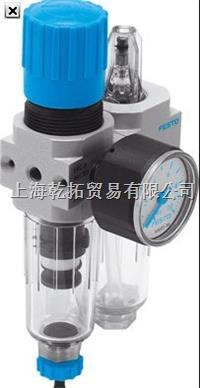 德国FESTO气源处理组件主要资料 费斯托气源处理组件 FRC-1/2-D-MIDI-MPA