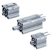 SMC薄膜型气缸工作原理,CDM2B25-40-C73  CDM2B25-40-C73