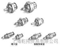 SMC针形气缸主要特性,SMC气缸原理图