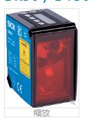 报价请求:SICK的中程距离传感器性能 DT50-P1114订货号: 1047581