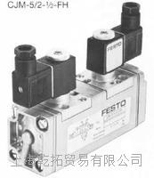 德国FESTO小型导向气缸行程 DFC-10-15-P-A-GF VABM-P1-SF-G14-3-P3