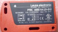 实物图PRK 46B/44.01-S12,劳易测LEUZE光电开关的基本信息