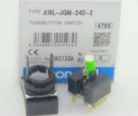 使用歐姆龍帶燈按鈕開關(正方形)A3PA-7030-1