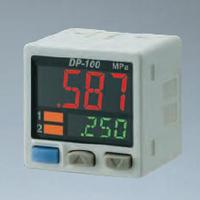 神視DP-102-M數字壓力傳感器,選用規格