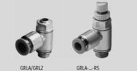 FESTO费斯托单向节流阀设置161404 CRGRLA-1/8-B
