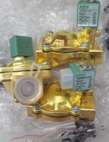 到货ASCO黄铜电磁阀拍摄实物图片 SCE23ED004  24DC