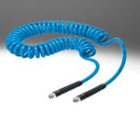 FESTO螺旋形气管有多种材质说明 PUN-10x1,5-SG-4,8-BL-1/4
