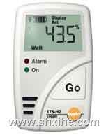 testo 175H2  電子溫濕度記錄儀 訂貨號:0563 1758