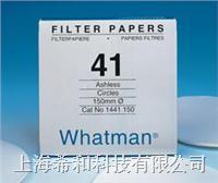 Whatman定量濾紙-無灰級 1442-917