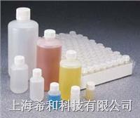美國Nalgene 342002,342089窄口瓶高密度聚乙烯,白色聚丙烯蓋 342002,342089