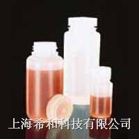 美國Nalgene 2103廣口瓶,低密度聚乙烯;聚丙烯螺紋蓋 2103