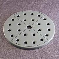 美國Nalgene 5312幹燥器板,淡綠色金屬陶瓷複合材料 5312