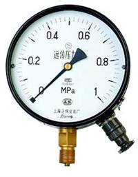 YTZ-150遠傳壓力表 YTZ-150