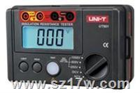 绝缘电阻测试仪UT501 优利德UT501