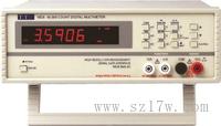 Aim-TTi 1604 台式 数字万用表 1604 说明书 参数 价格