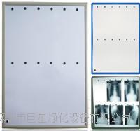 观片箱内嵌式不锈钢X光看片箱 六联/四联