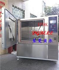 IPX9k歐洲標準熱水衝刷淋雨試驗箱 BE-LY-IPX9