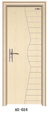 低价供应安实免漆门 拼装门 烤漆门 PVC门