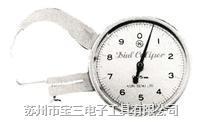 日本古里KORI牌A-10镜片测量表