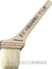 日本TRUSCO中山 TPB-112 白铁骨用刷毛