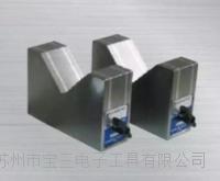 苏州杉本出售KANETEC强力可开关磁性V型座KMV-125D