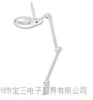 日本SK新泻精机臂式LED放大镜LS2-175A苏州杉本直销