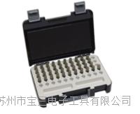苏州杉本特价日本SK新泻精机钢针规套装PM-0A-PLUS