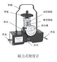 机床导轨专用硬度计 磁力式硬度计