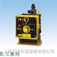 C系列電磁驅動隔膜計量泵 C系列