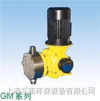 GM系列機械隔膜計量泵 GM系列