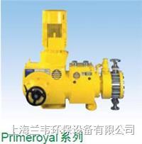 Primeroyal 系列馬達驅動液壓隔膜計量泵 Primeroyal 系列